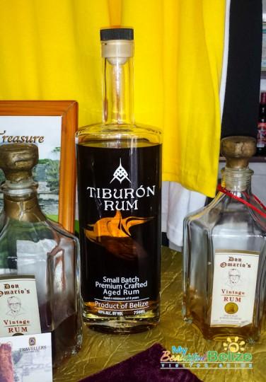 Travellers Liquors Belizean Rum Kuknat-2