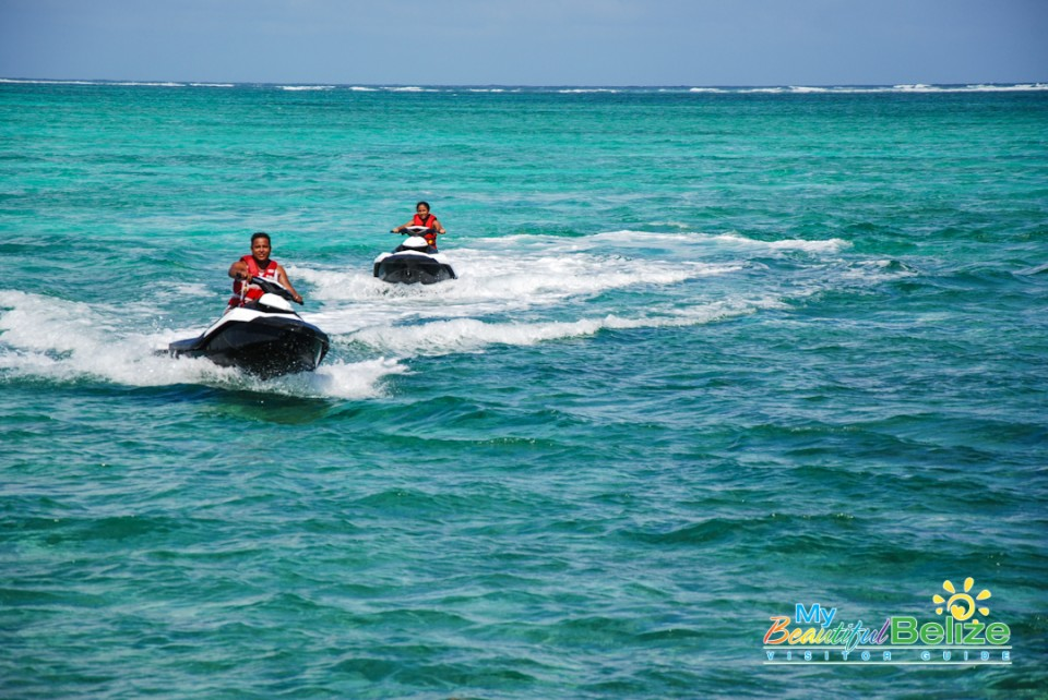 Castaways Jet Ski Fun San Pedro Ambergris Caye-21