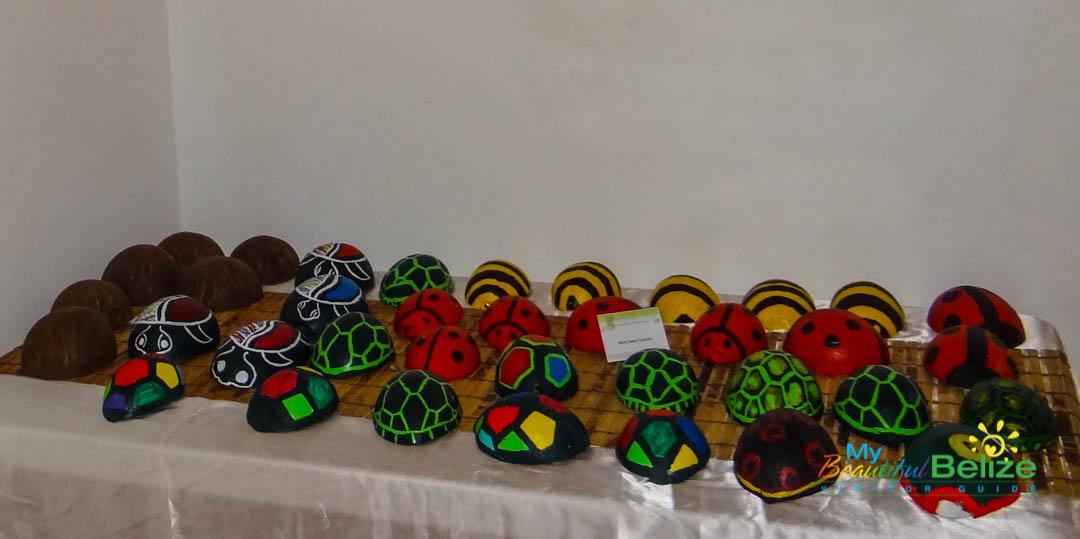 Coconut Crafts My Beautiful Belize