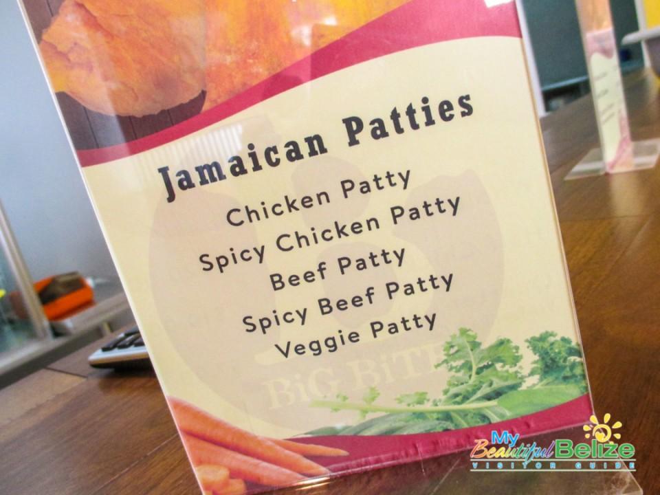 Belize City Big Bite Jamaican Patties-4