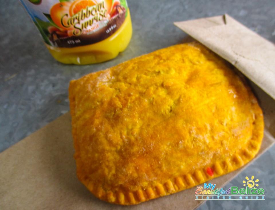 Belize City Big Bite Jamaican Patties-5