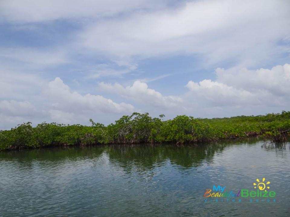 Belize Mexico Channel-1