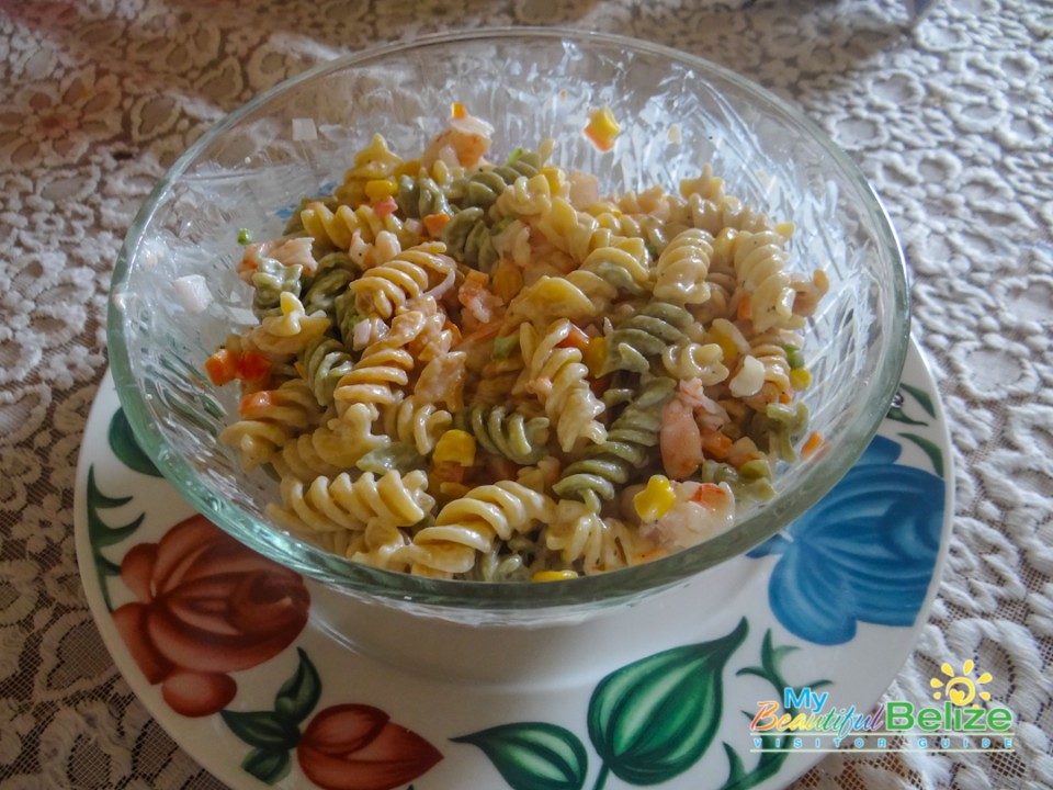 Lobster Season Cocktail Pasta Salad-7