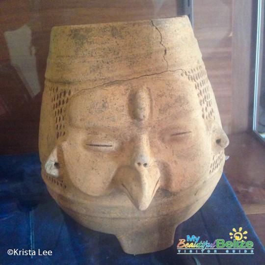 Nim Li Punit Maya Jade Pendant Archaeology Toledo Belize-11