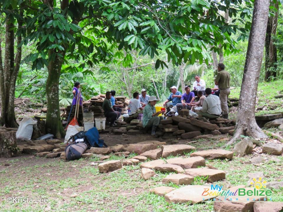 Nim Li Punit Maya Jade Pendant Archaeology Toledo Belize-13