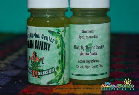 Pain Away Hmen Maya Medicine-1