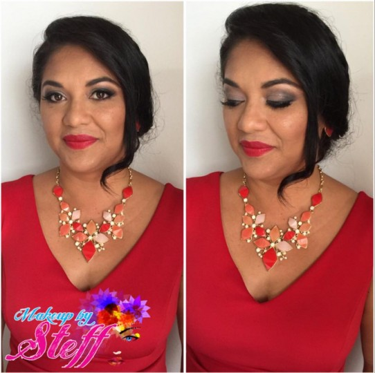Makeup  Up by Steff