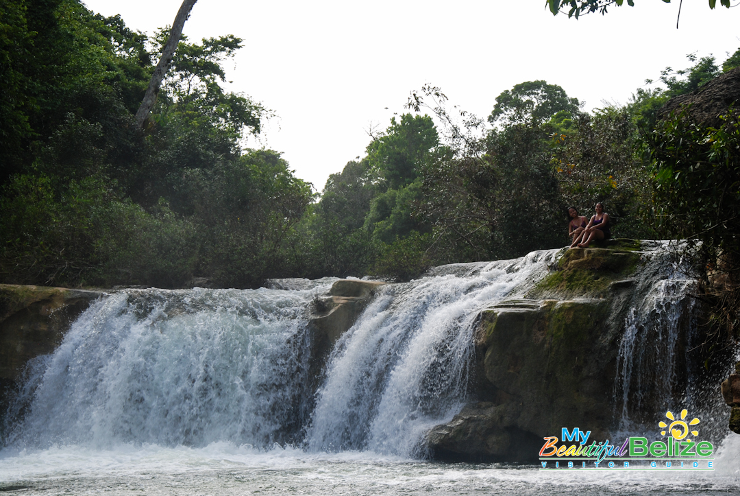 Please Do Go Chasin Belize Waterfalls My Beautiful