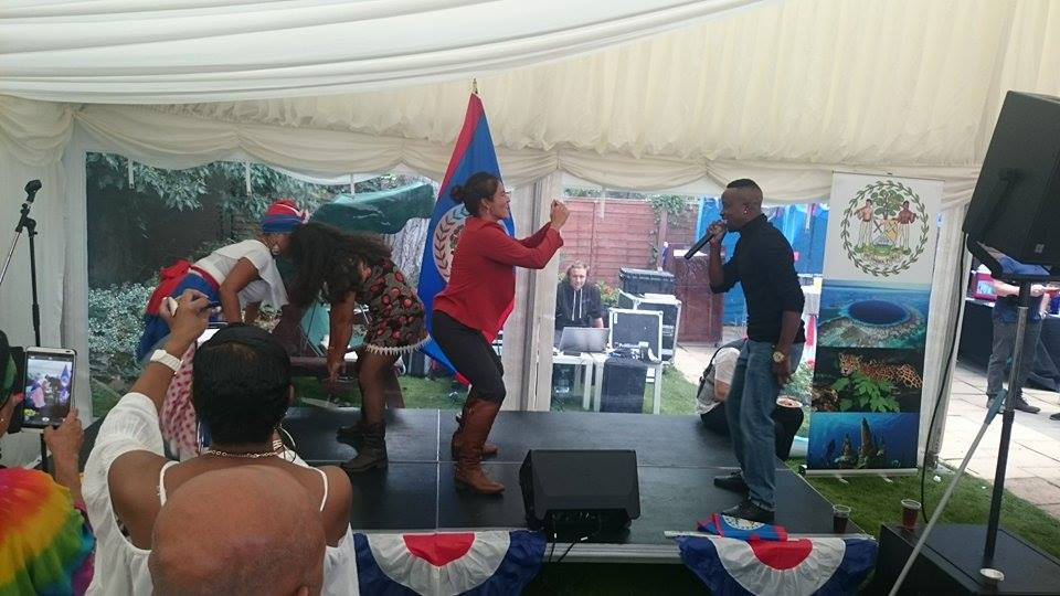Belize Day Event UK 4