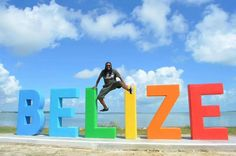 Belize Sign-Machel Montano
