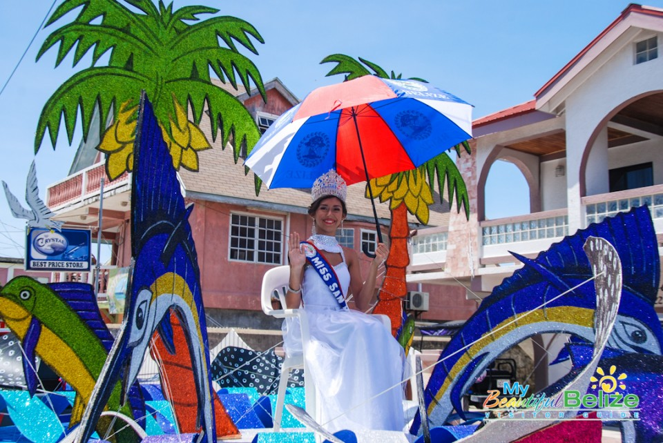 Independence Jump Up Parade San Pedro Town-45