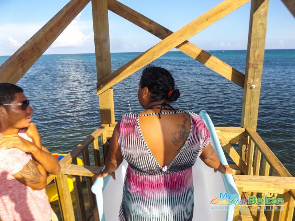 El Diablo Caribbean Villas Water Slide-1