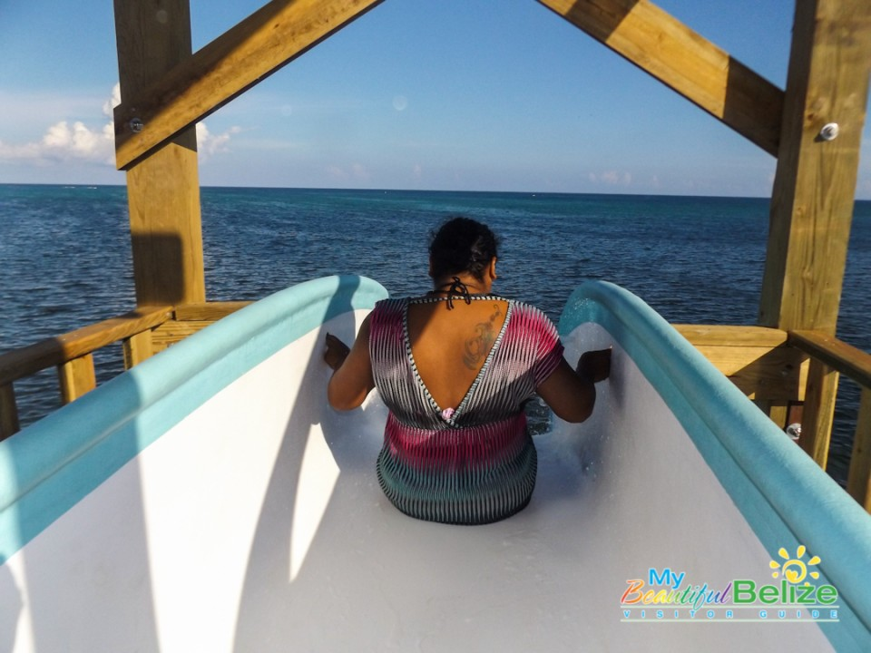 El Diablo Caribbean Villas Water Slide-2