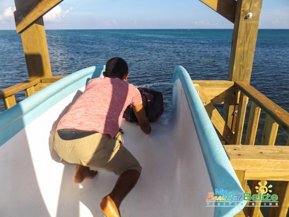 El Diablo Caribbean Villas Water Slide-3