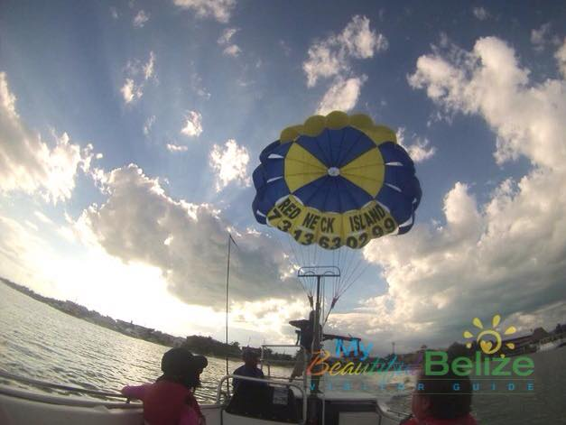 Parasailing In Paradise (6)