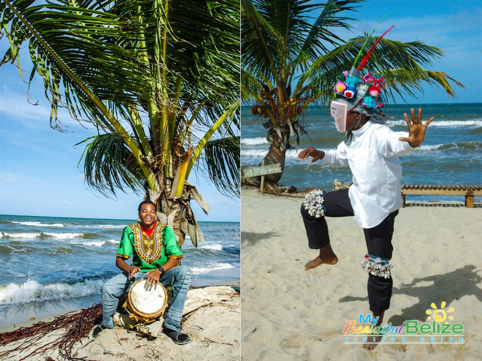 Lebeha Drum School Garifuna Settlement Day-1