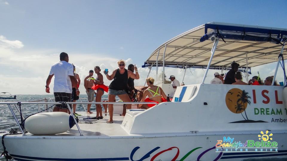 YOLO Day Trip Brunch Party Boat-16