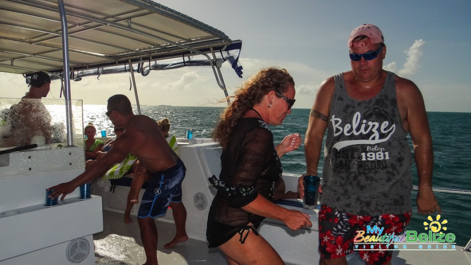 YOLO Day Trip Brunch Party Boat-21