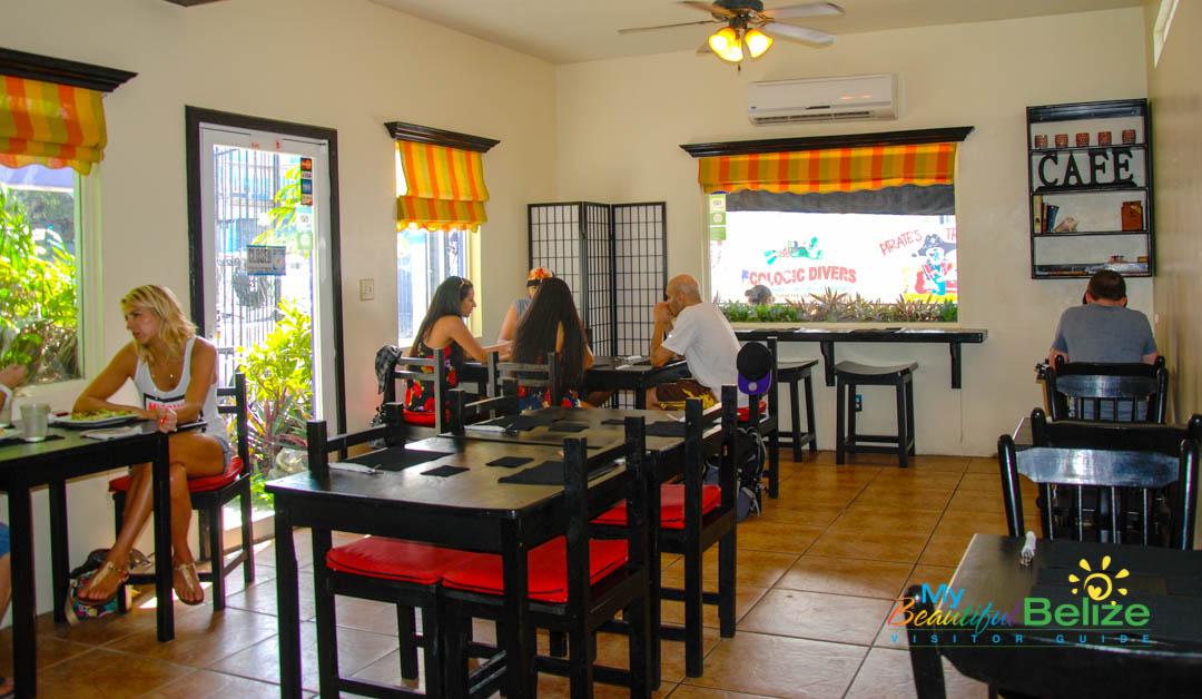 Mesa Cafe San Pedro