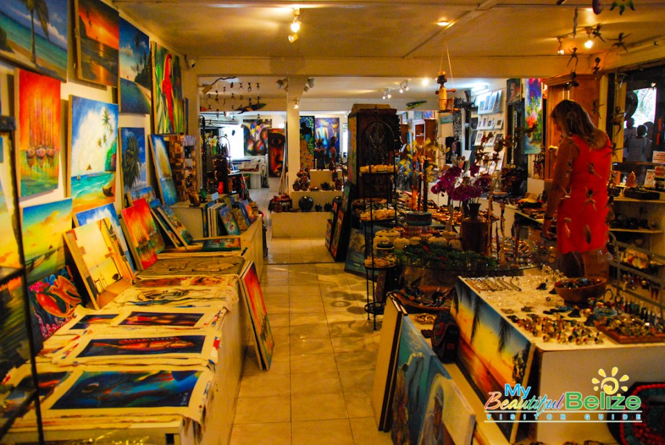Belizean Arts Shopping Gifts Paintings Handmade Items-12
