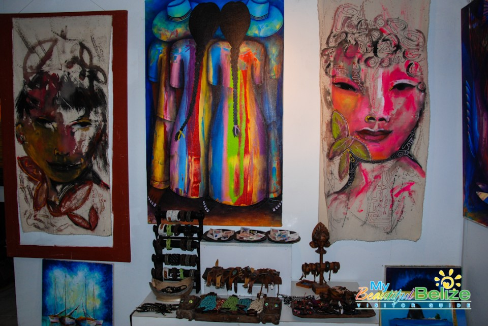 Belizean Arts Shopping Gifts Paintings Handmade Items-13