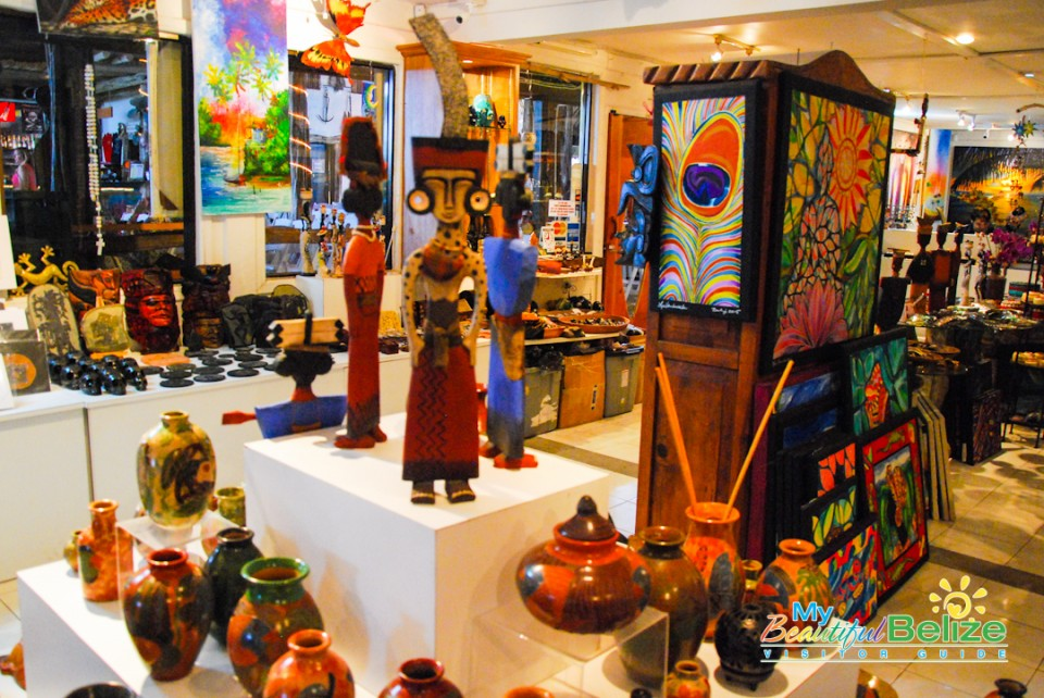 Belizean Arts A Shoppers Happy Place My Beautiful Belize