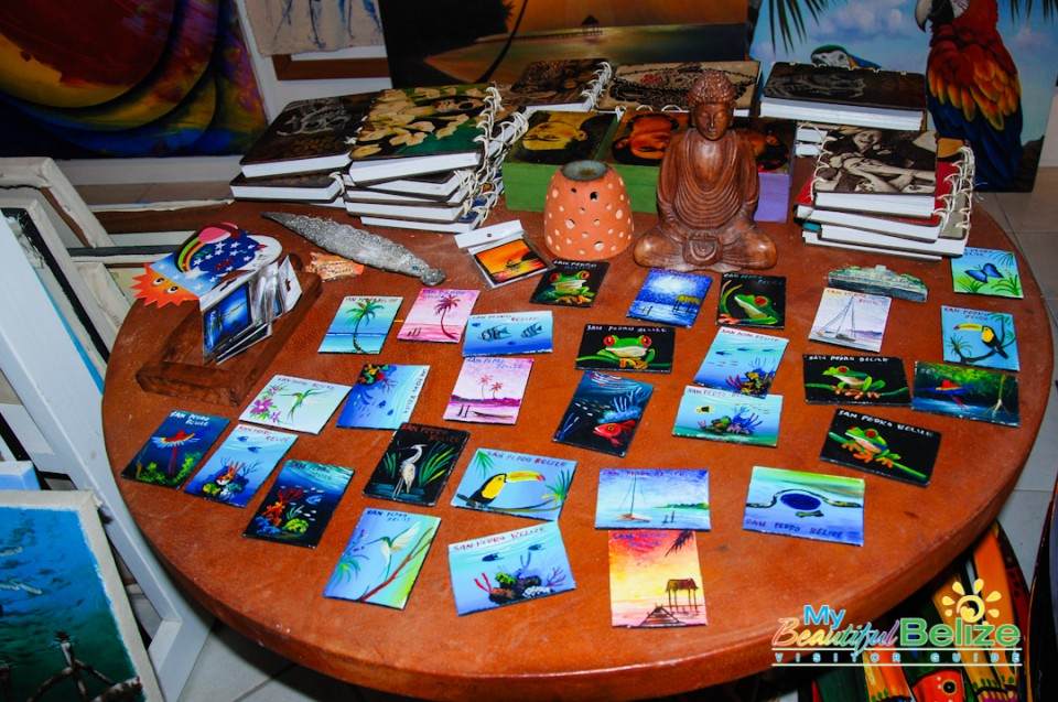 Belizean Arts Shopping Gifts Paintings Handmade Items-17