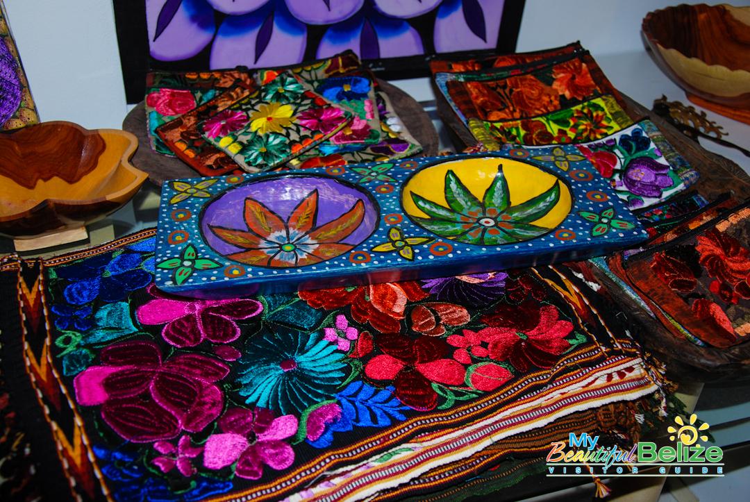 Belizean Arts – A Shopper's Happy Place - My Beautiful Belize