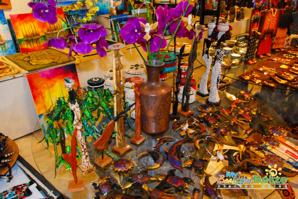 Belizean Arts Shopping Gifts Paintings Handmade Items-26