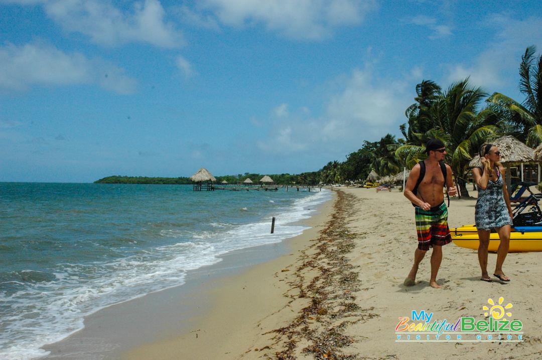Life S A Beach In Belize My Beautiful Belize