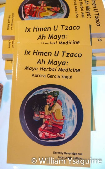 New Mayan herbal medicine book launched-1