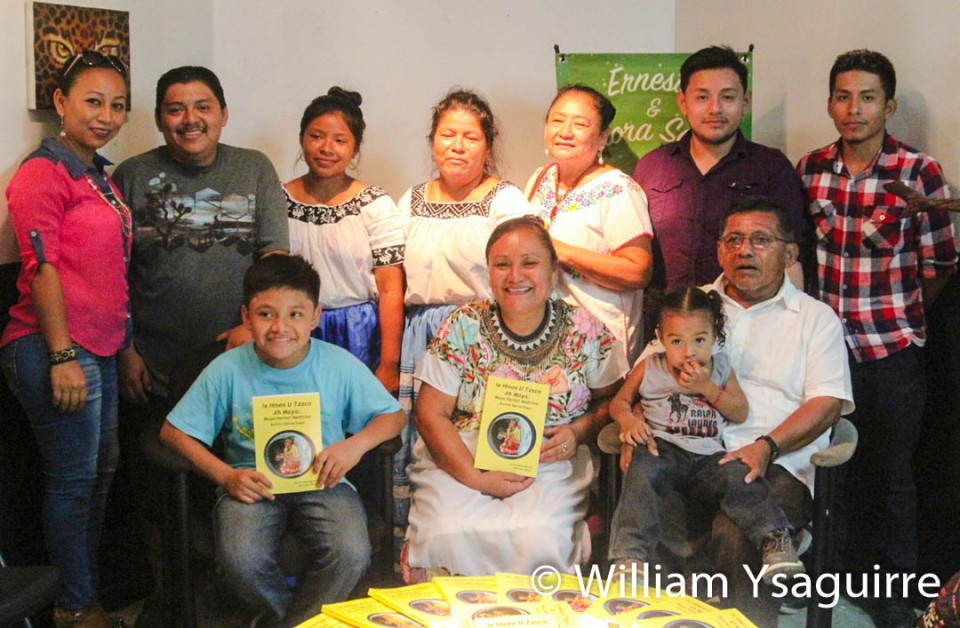 New Mayan herbal medicine book launched-3