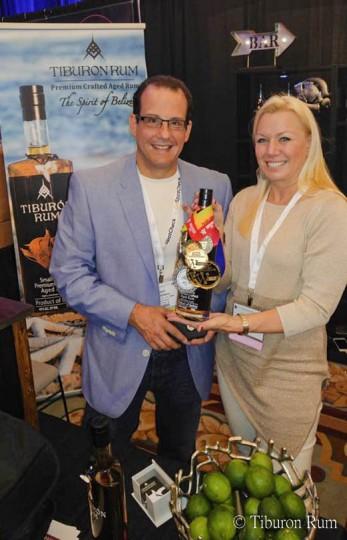 Tiburon Award Winning Rum-1