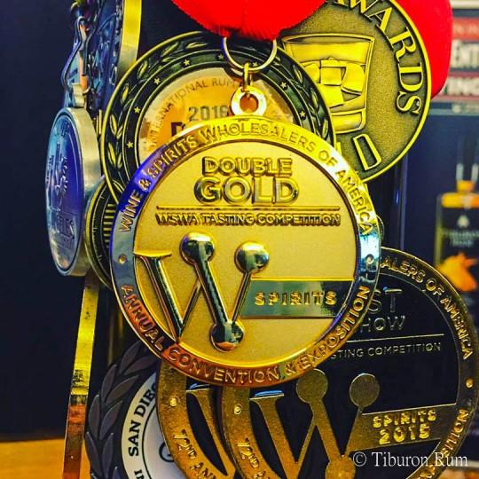 Tiburon Award Winning Rum-2