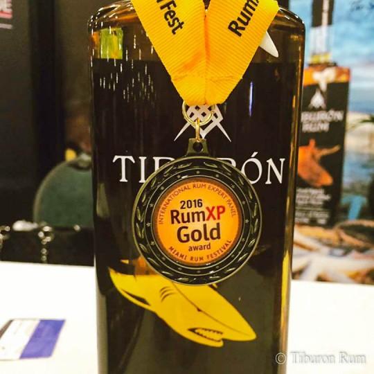 Tiburon Award Winning Rum-3