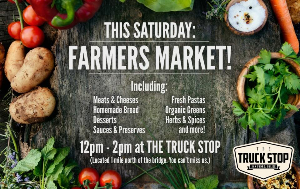 Farmers Market Truck Stop