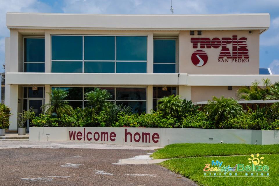 Fly Blue Hole Aerial Tour Tropic Air-20