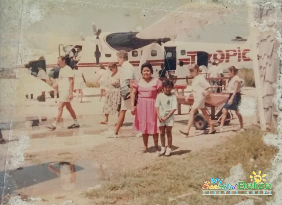 Old Tropic Air Plane-1