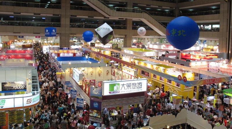 Taiwan Tourism Expo