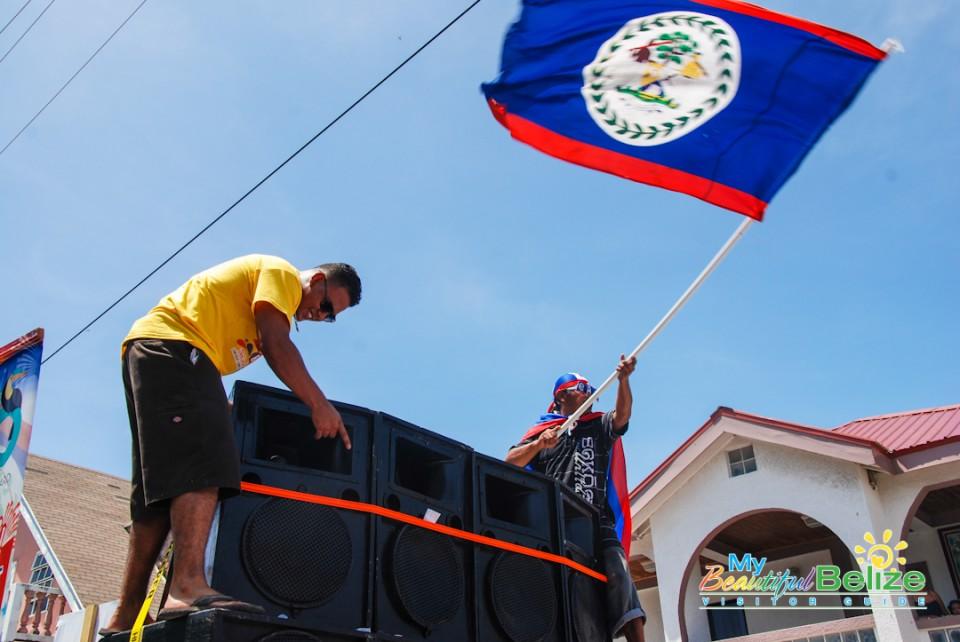 Belize National Flag (1)