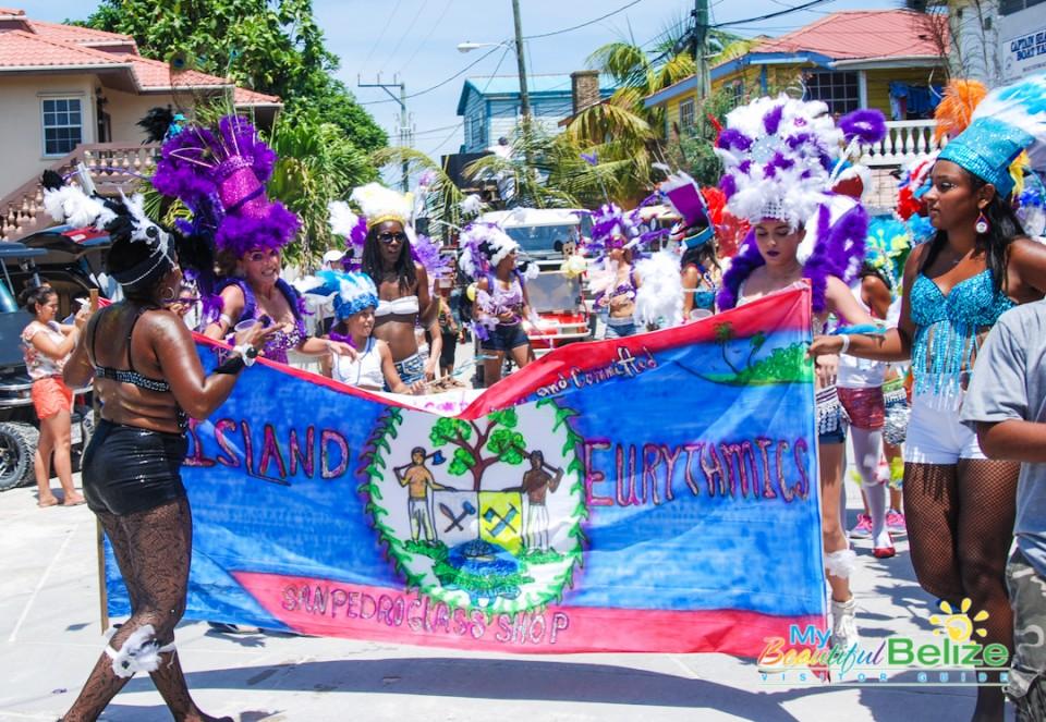 Belize National Flag (2)