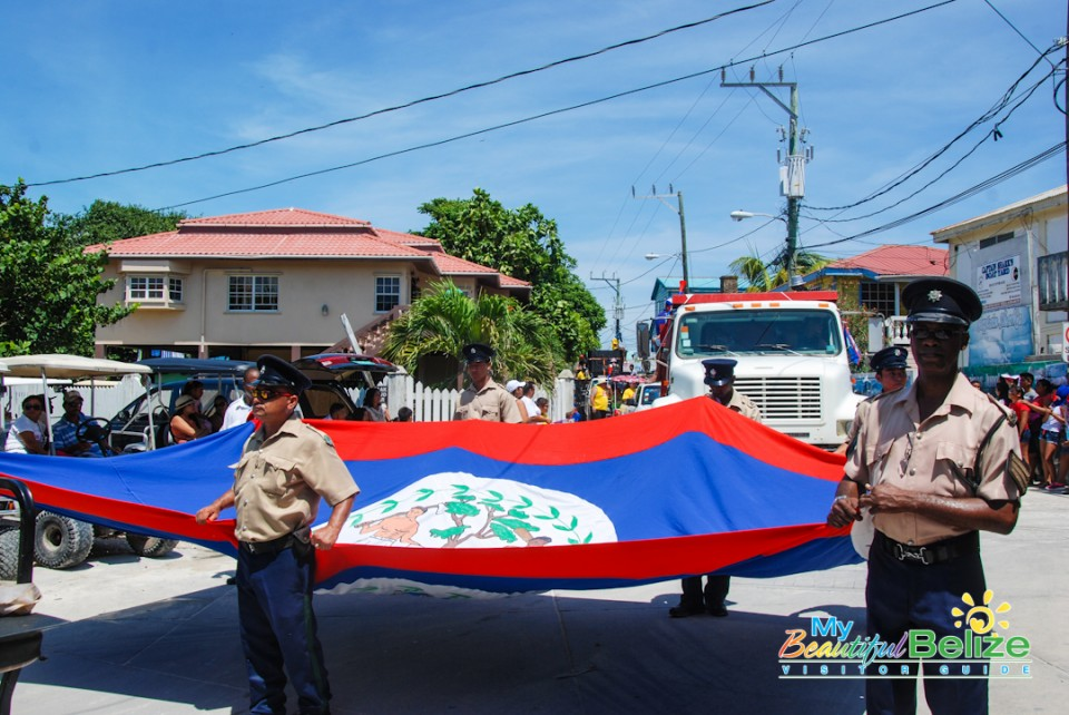 Belize National Flag (5)