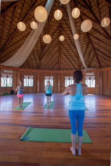 Yoga in Belize (4)