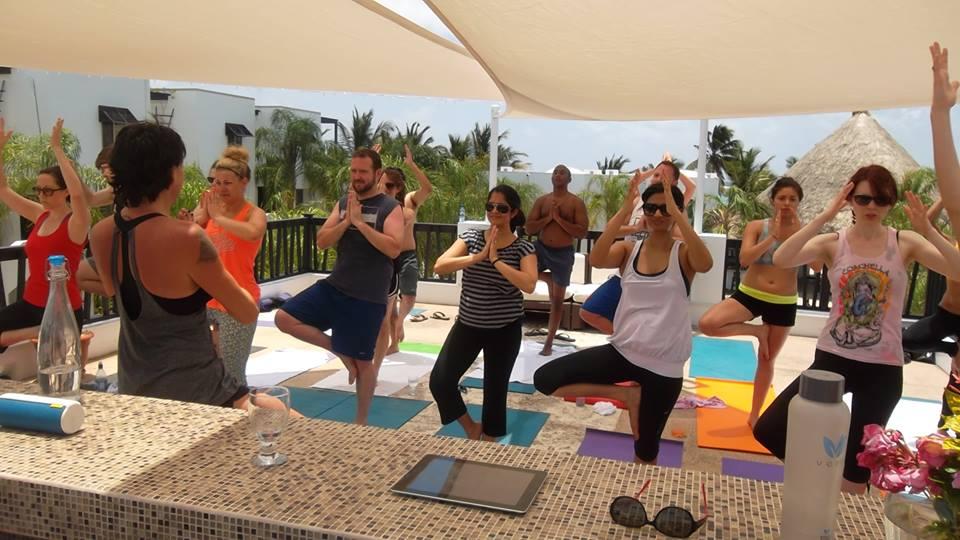 Yoga in Belize (5)