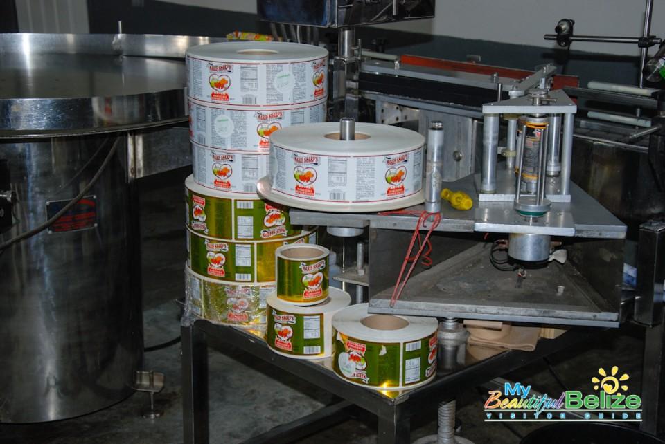 Marie Sharps Factory Stann Creek Habanero Hot Sauce-3