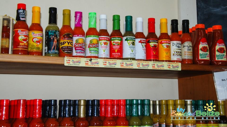 Marie Sharps Factory Stann Creek Habanero Hot Sauce-6