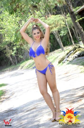 Miss Guatemala Maria Jose Larrañaga Retolaza