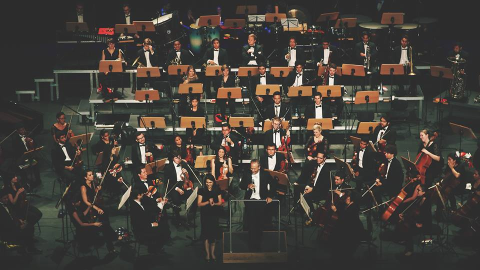YOA Orchestra of the Americas is a world-class symphony orchestra of 100 musical leaders representing 25 countries of the Western Hemisphere.