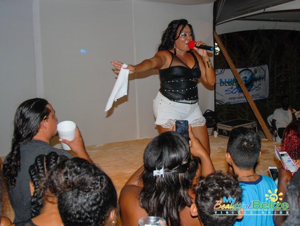 Ernestine Carballo Belize Soca Queen-7