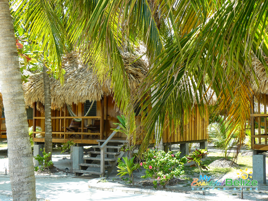 A get away in a cottage in St. George's Caye! What more can you ask?